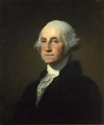 1st U.S. President: George Washington
