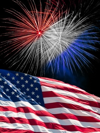 Is it a coincidence that America's Independence Day is during the summer, when school's out?