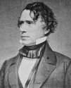 14th U.S. President FRANKLIN PIERCE