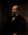 20th U.S. President JAMES ABRAM GARFIELD