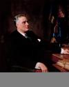 32nd U.S. President FRANKLIN DELANO ROOSEVELT