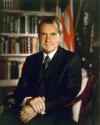 37th U.S. President RICHARD MILHOUS NIXON