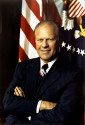 38th U.S. President GERALD RUDOLPH FORD