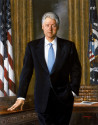42nd U.S. President WILLIAM JEFFERSON CLINTON